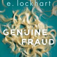 Genuine Fraud by E.Lockhart