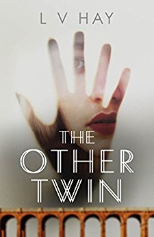 ~Blog Tour Q&A~ The Other Twin by L V Hay