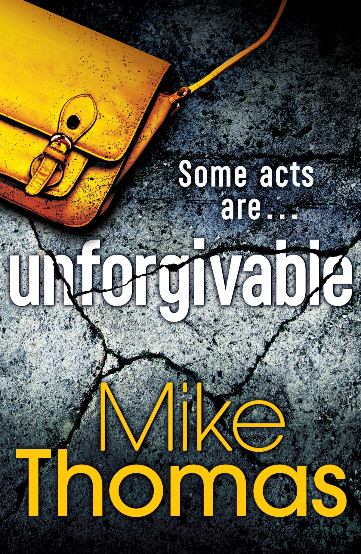 ~Blog Tour Guest Post~ Mike Thomas @ItDaFiveOh @BonnierZaffre #Unforgivable