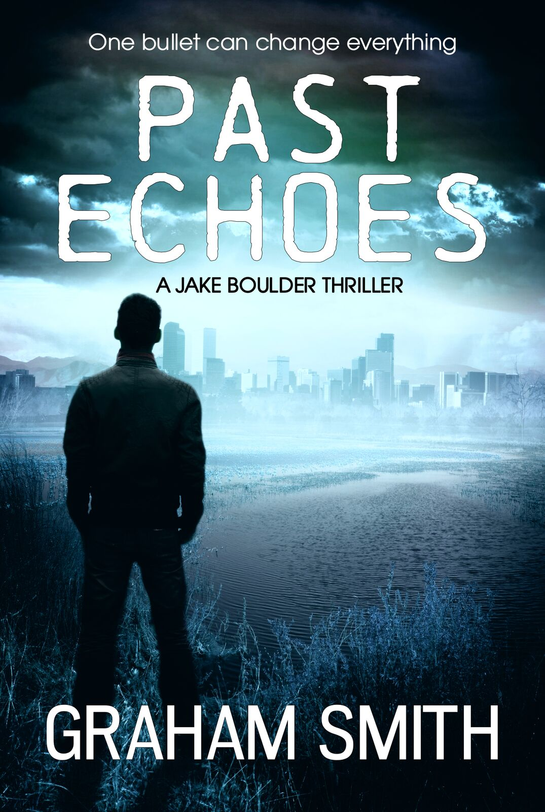 Past Echoes (Jake Boulder #3) by Graham Smith Blog Blitz