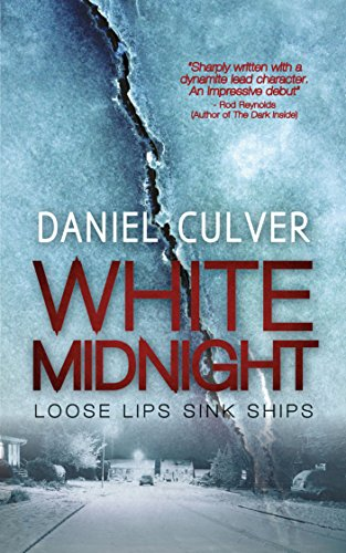 Blog Tour~White Midnight by Daniel Culver