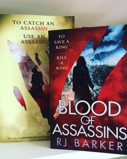 Blood of Assassins being watched over by its AoA proof!
