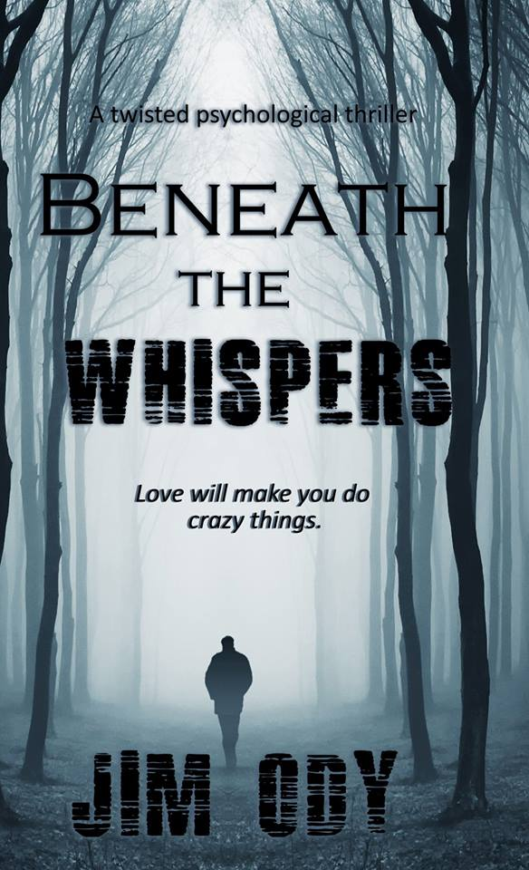 Blog Tour: Beneath The Whispers by JimOdy