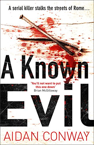 Blog Tour: A Known Evil by Aidan Conway