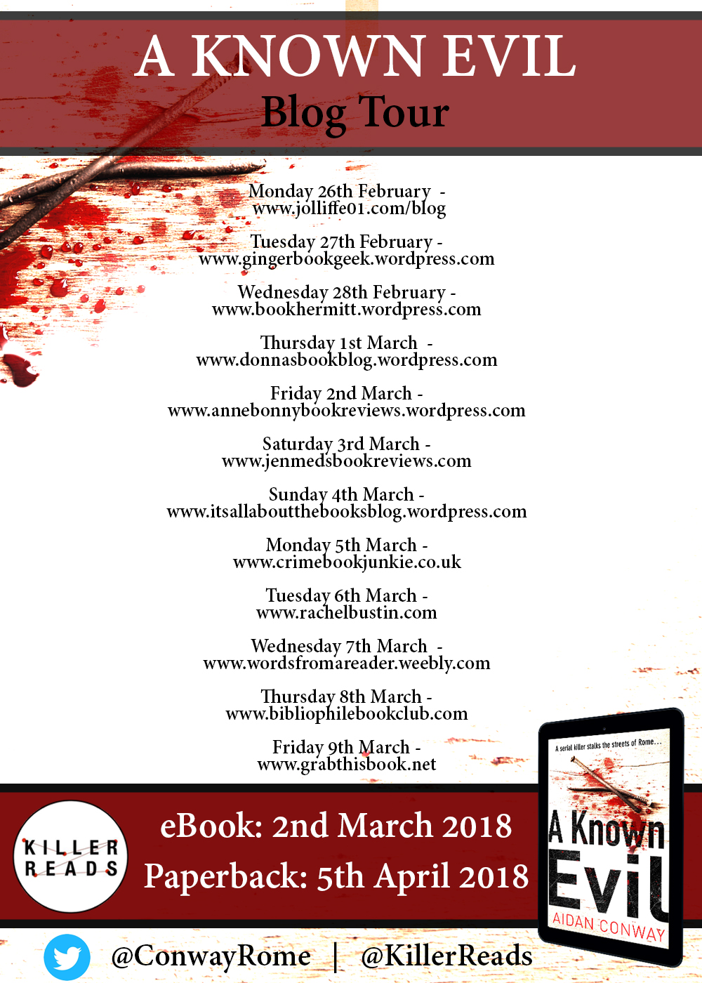 Blog Tour - A Known Evil.jpg