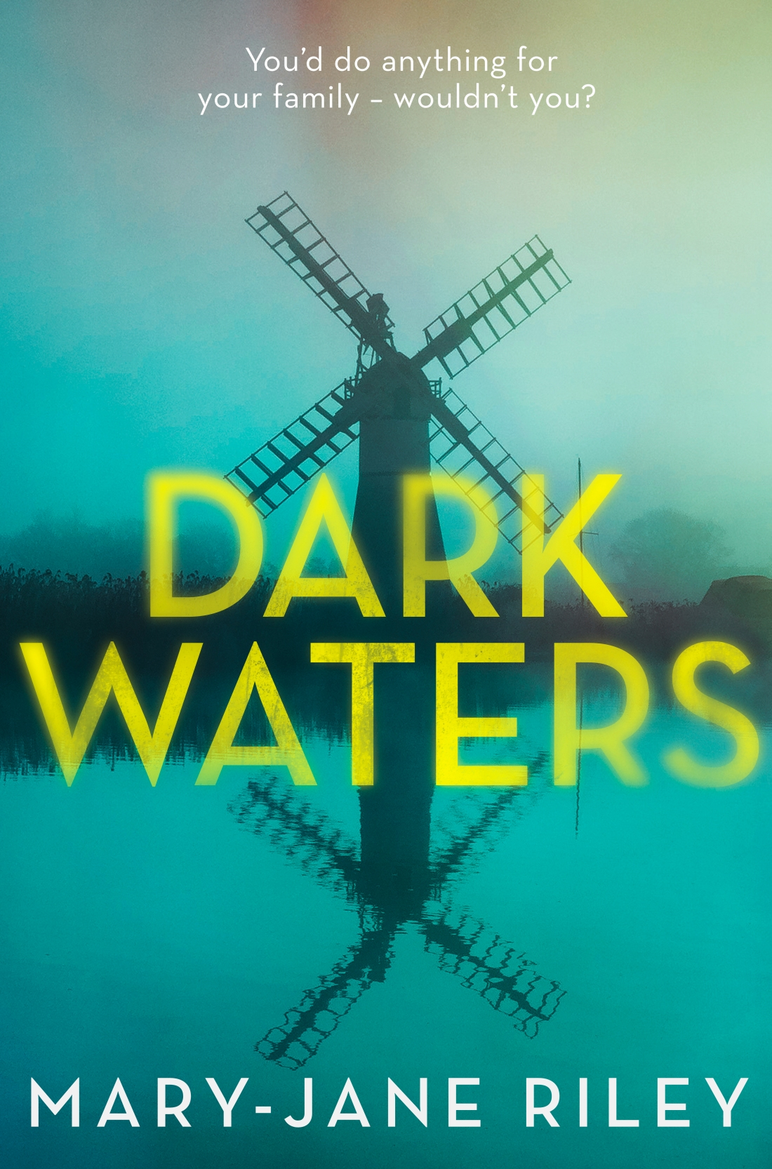 Cover Dark Waters