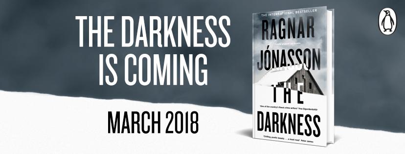 Blog Tour: The Darkness by RagnarJónasson