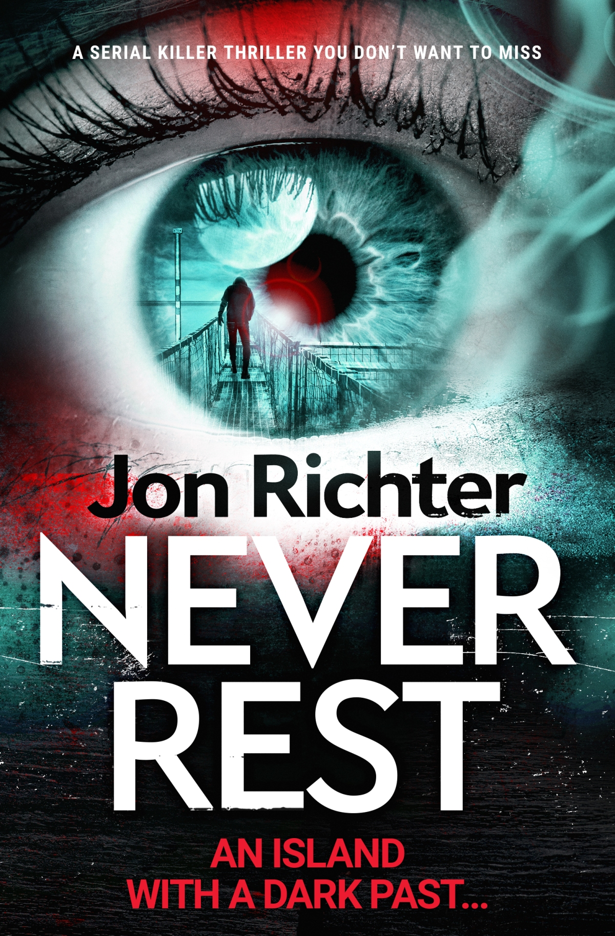 Blog Blitz: Never Rest by Jon Richter