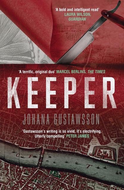 Blog Tour: Keeper by Johana Gustawsson Ellen'sReview
