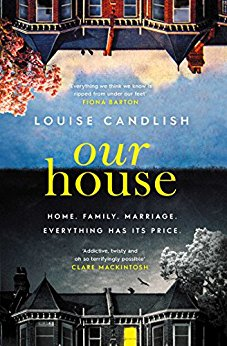 Blog Tour Guest Post: Our House by LouiseCandlish