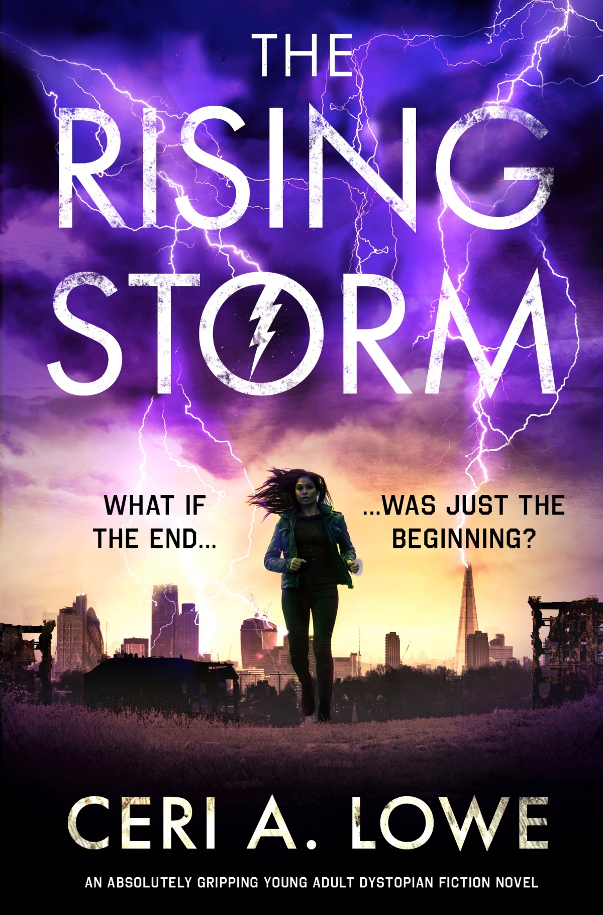 Blog Blitz: The Rising Storm by Ceri A. Lowe Ellen's Review