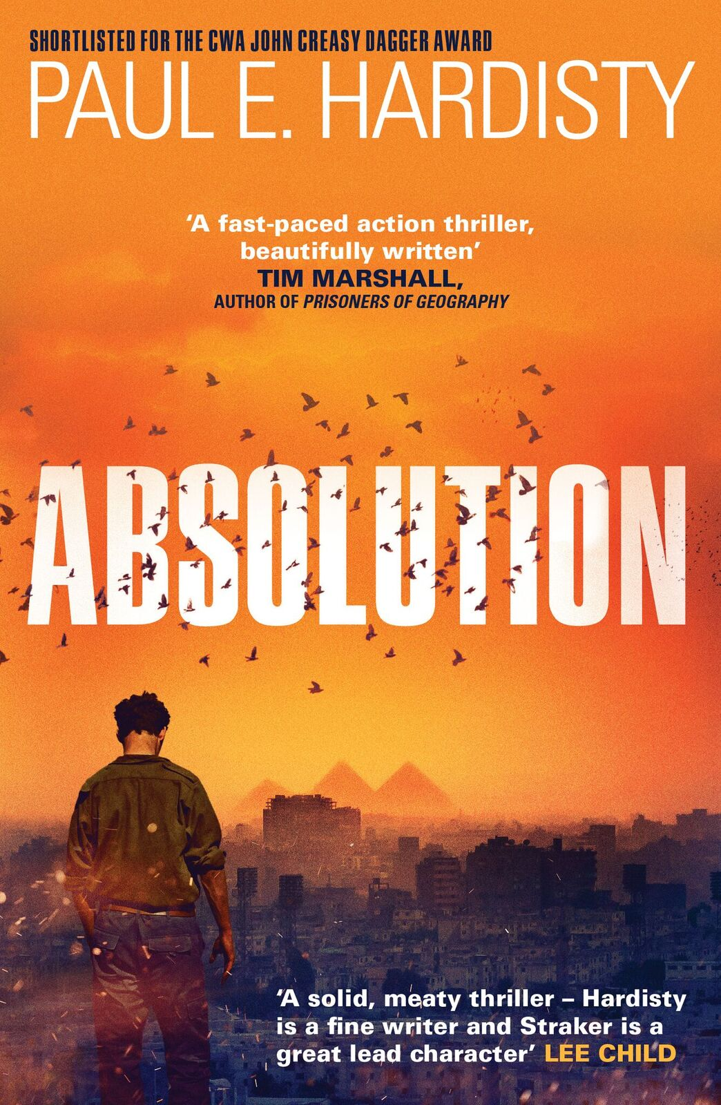 Blog Tour Review~Absolution by Paul Hardisty