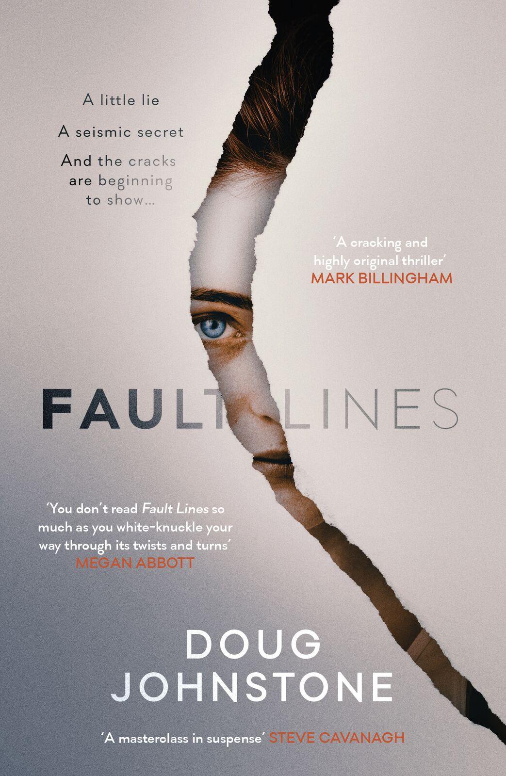 Blog Tour: Fault Lines by Doug Johnstone Ellen'sReview