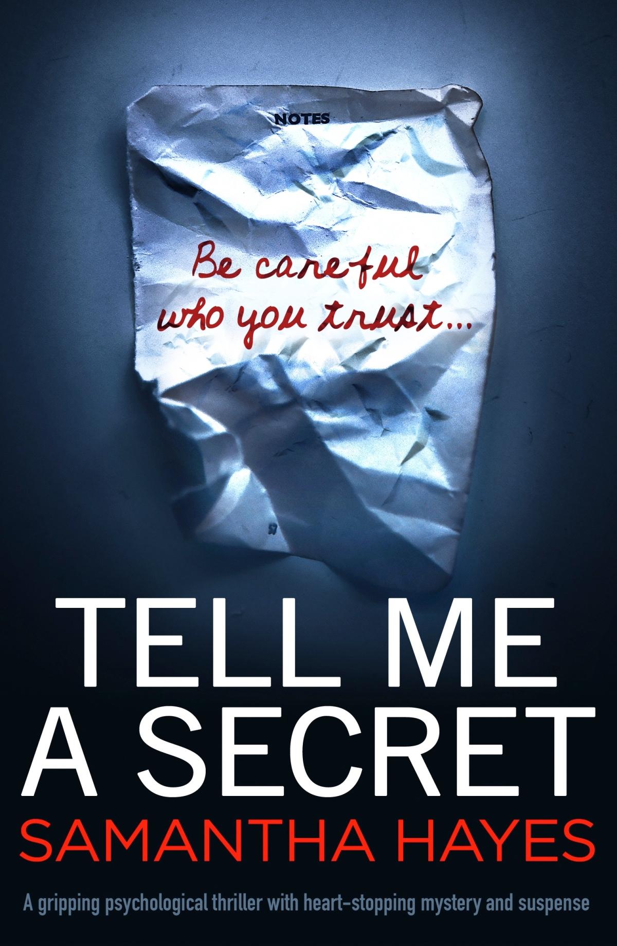 Blog Tour: Tell Me A Secret by Samantha Hayes Ellen'sReview