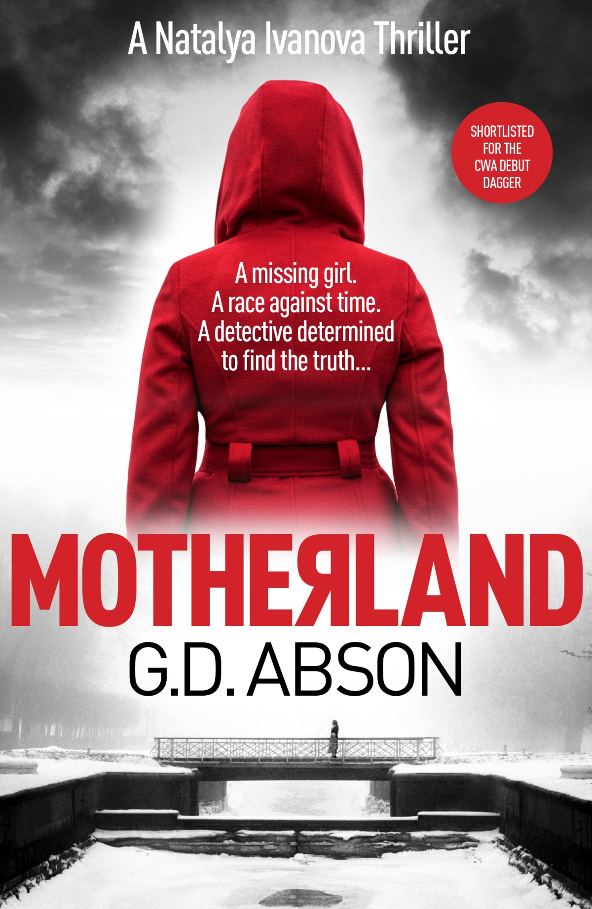 Blog Tour~Motherland by G. D.Abson