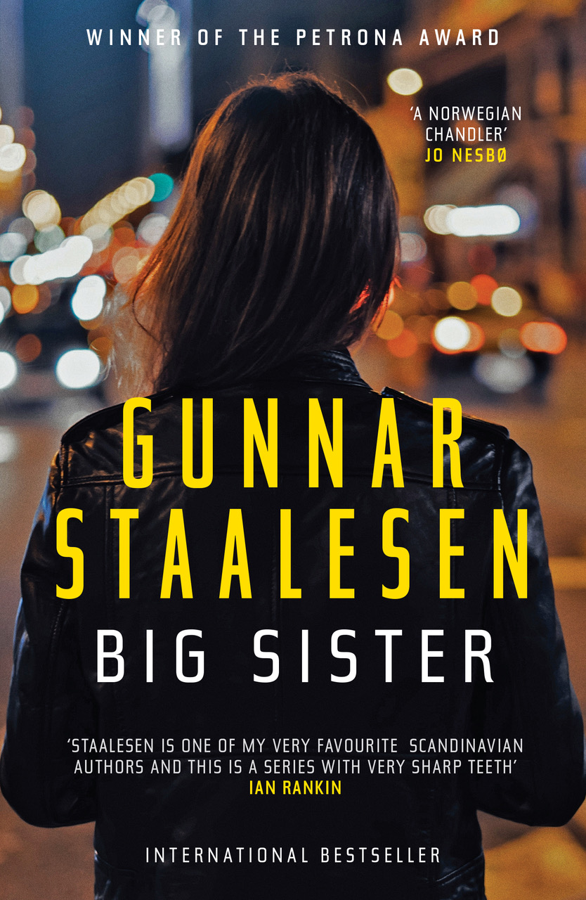 Blog Tour~ Big Sister by Gunnar Staalesen