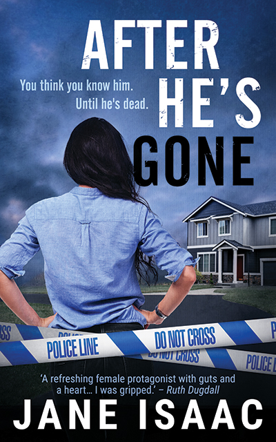 Blog Tour: After He's Gone by Jane Isaac