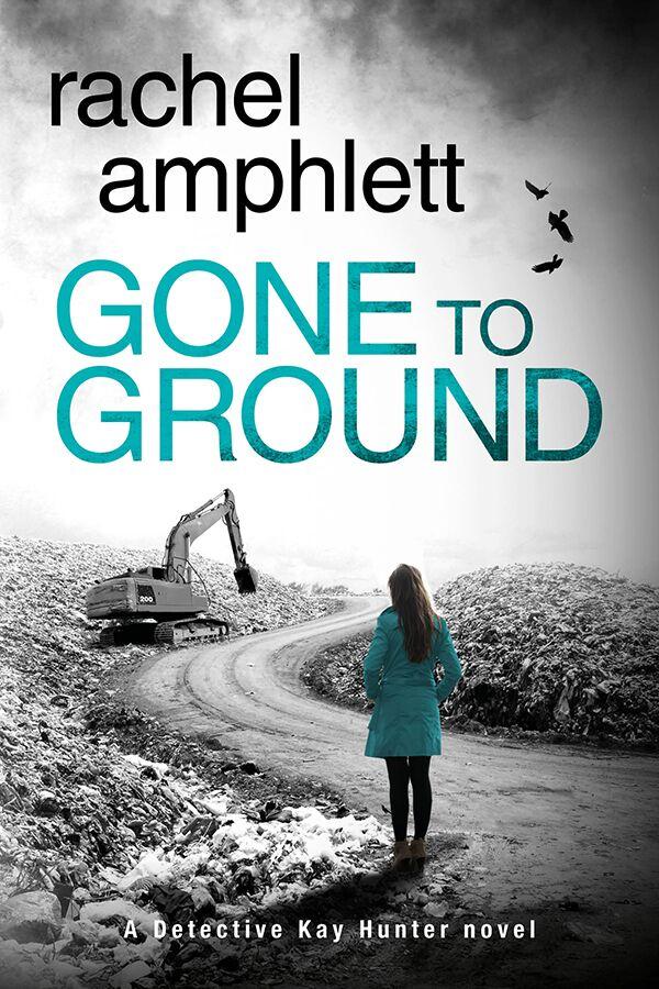 Blog Tour~ Gone To Ground by Rachel Amphlett Ellen'sReview