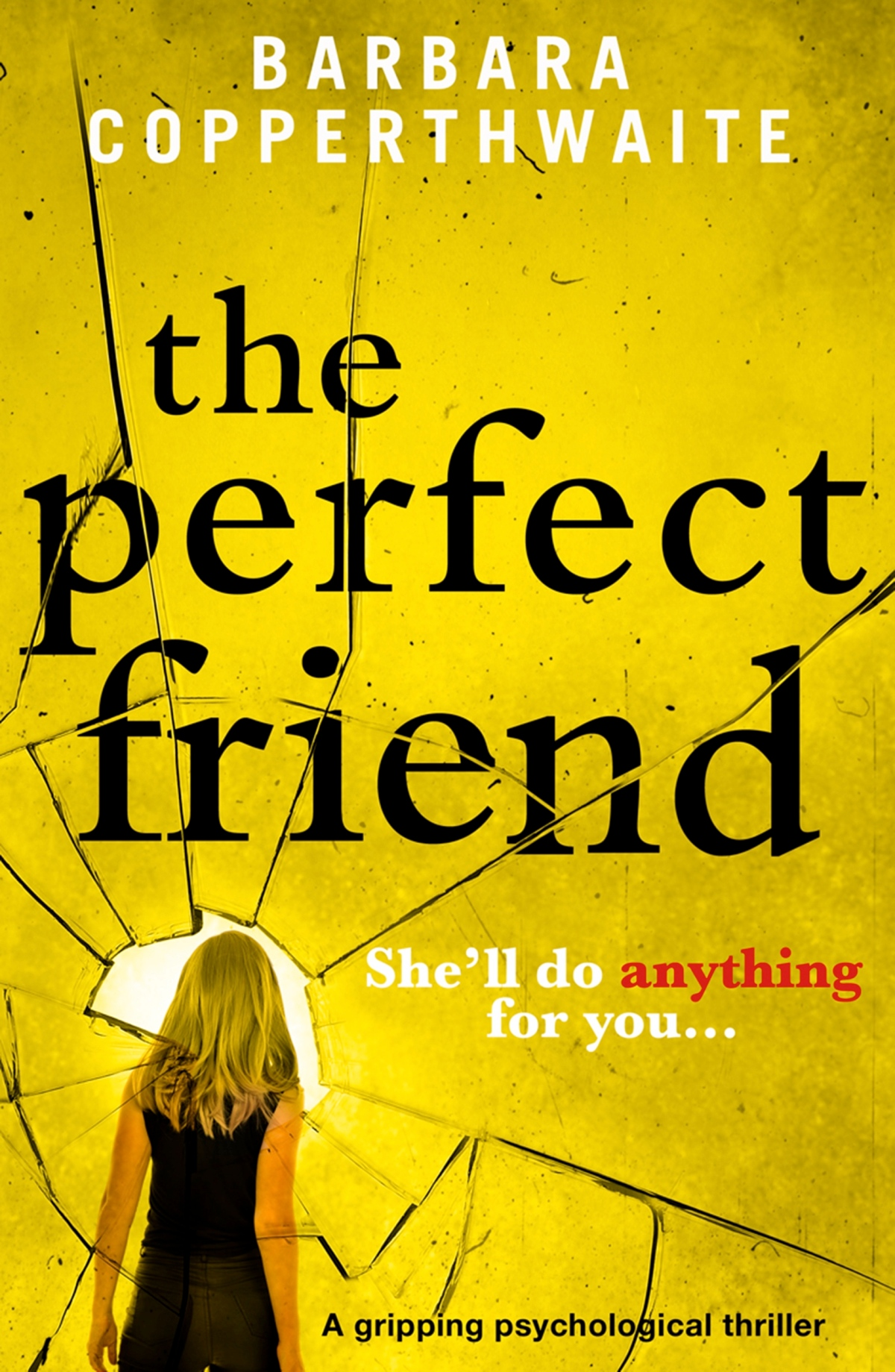 Blog Tour ~ The Perfect Friend by Barbara Copperthwaite Ellen's Review