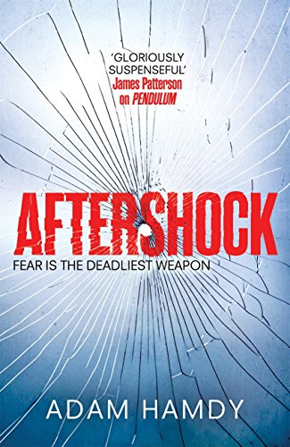 Aftershock (Pendulum #3) by Adam Hamdy