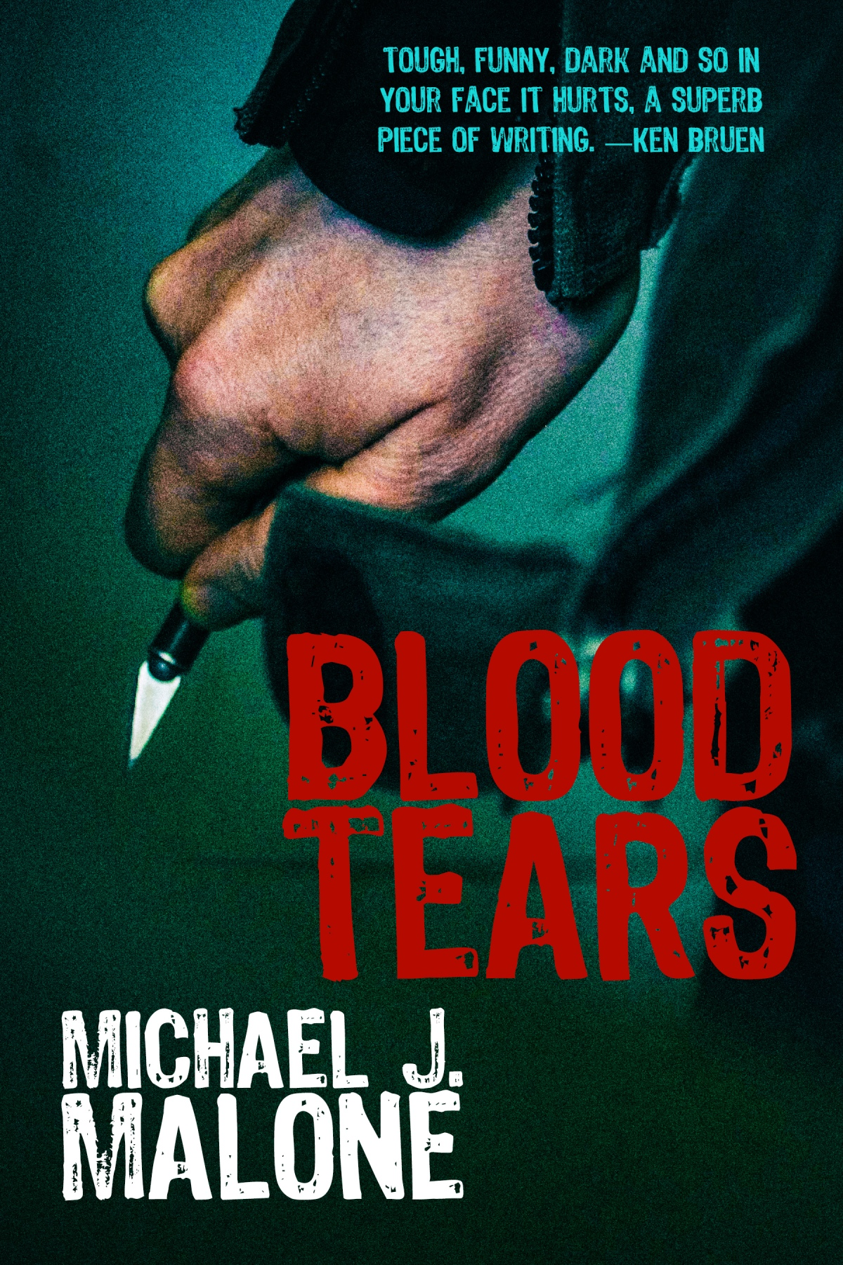 Blog Tour~ Blood Tears by Michael J Malone
