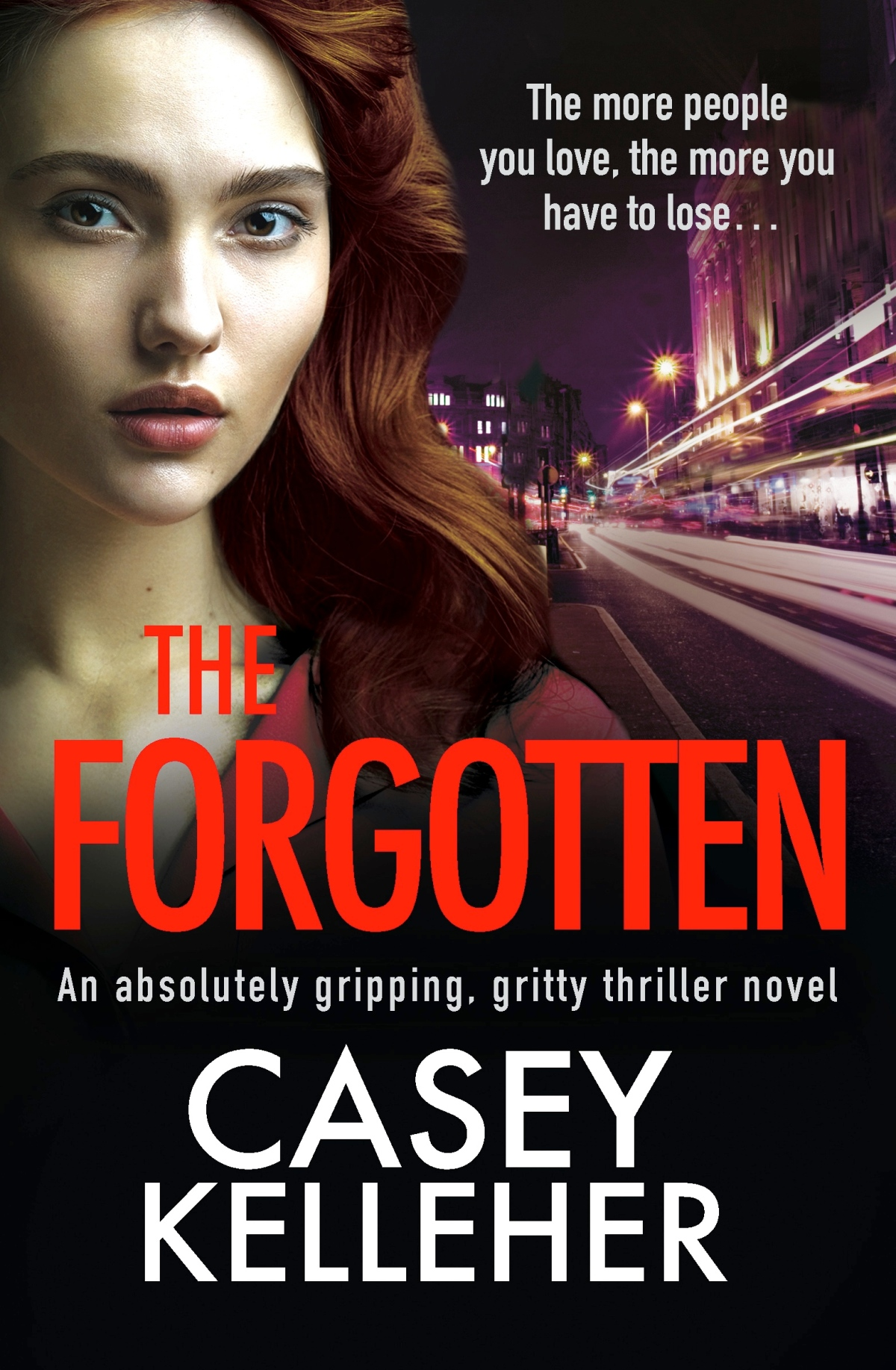 Blog Tour ~ The Forgotten by Casey Kelleher Ellen's Review