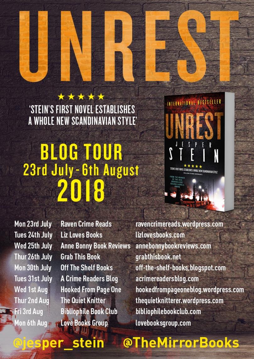 UNREST_blog tour 2018