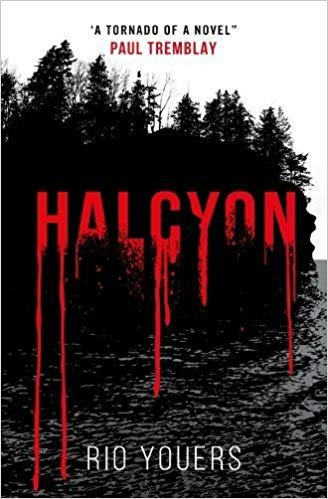 Blog Tour Extract~Halcyon by Rio Youers