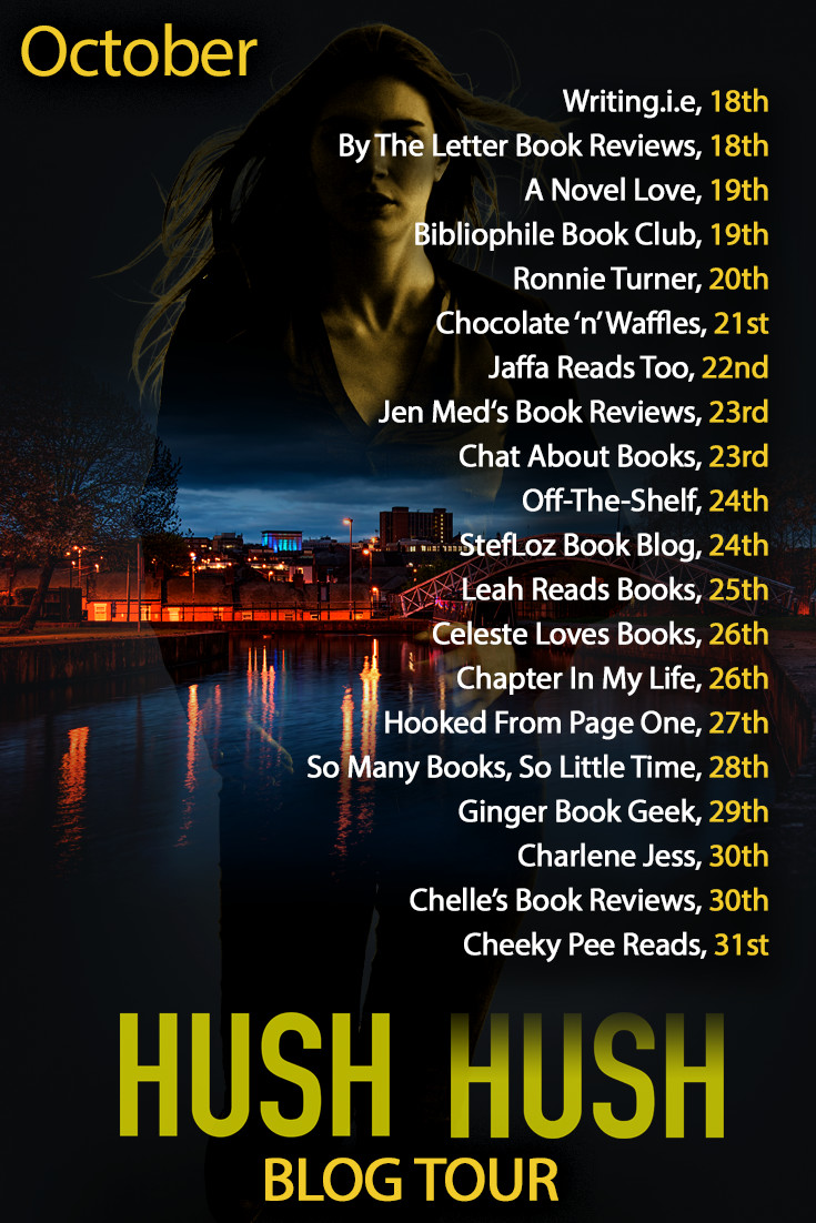 Hush Hush Blog Tour - October