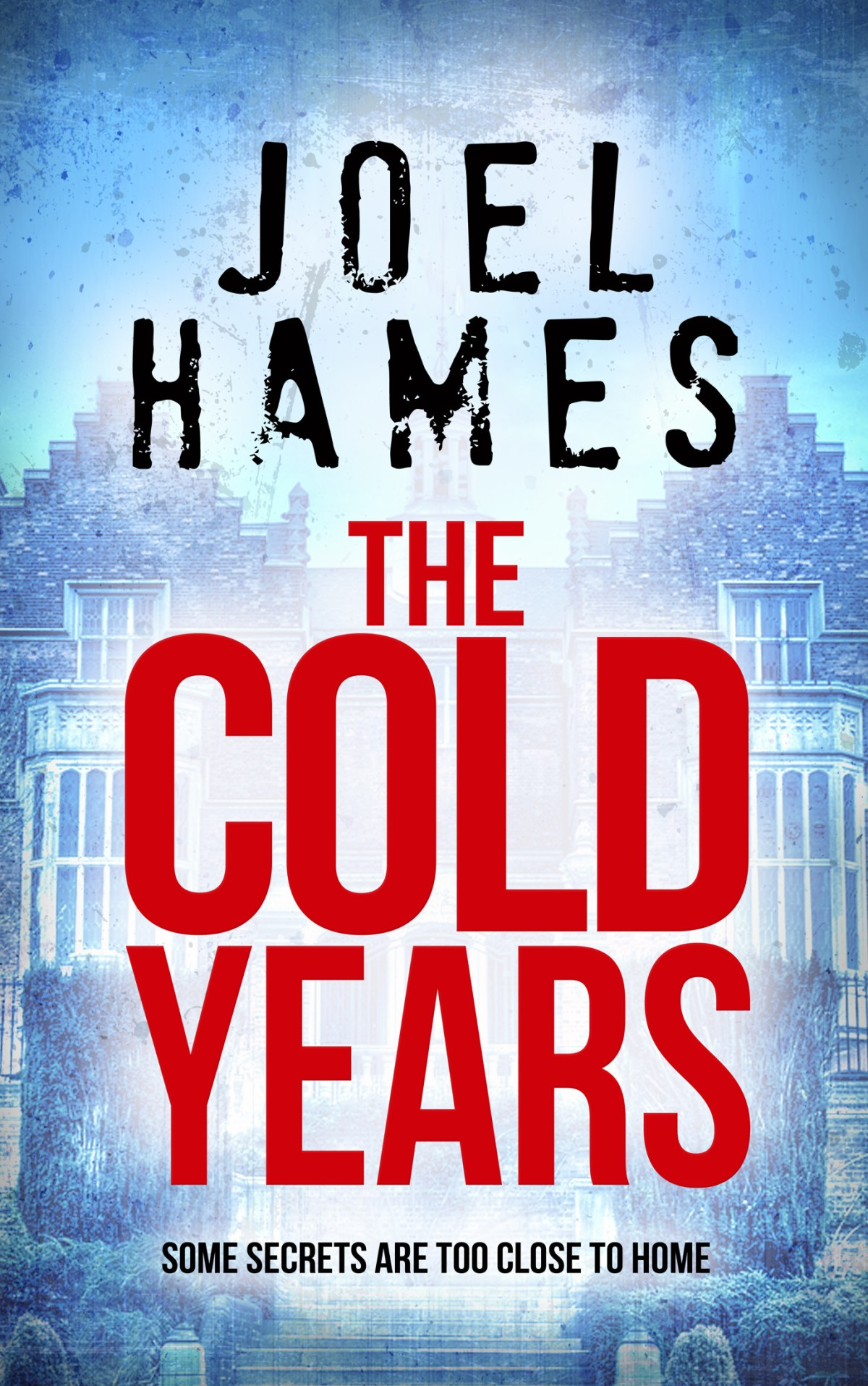 Blog Tour~ The Cold Years by Joel Hames Ellen's Review