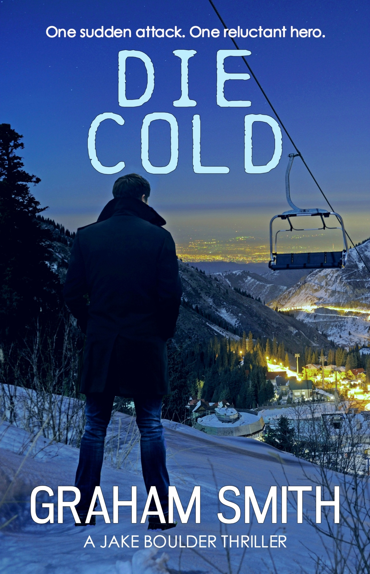 Blog Tour~Die Cold (Jake Boulder #4) by Graham Smith Ellen's Review