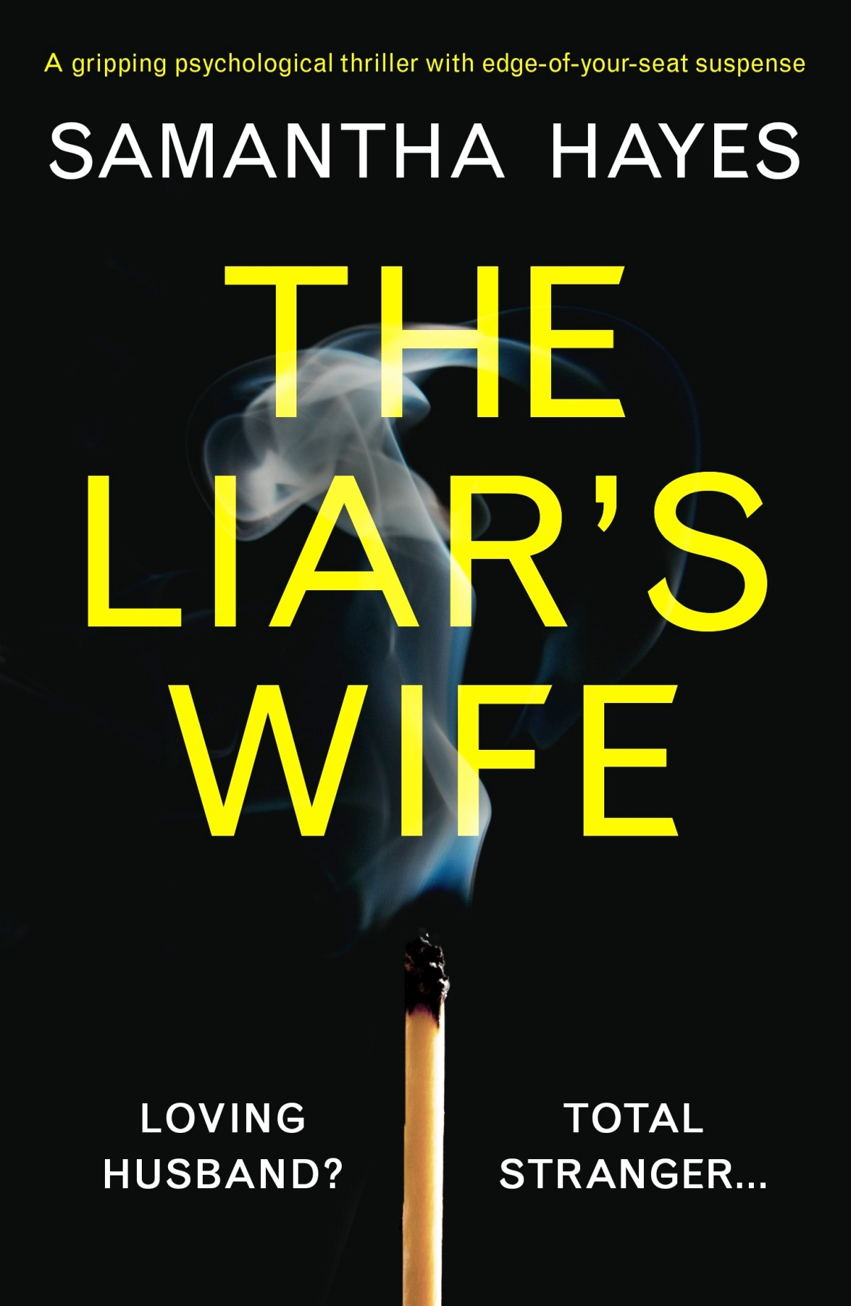Blog Tour~The Liar's Wife by Samantha Hayes Ellen's Review