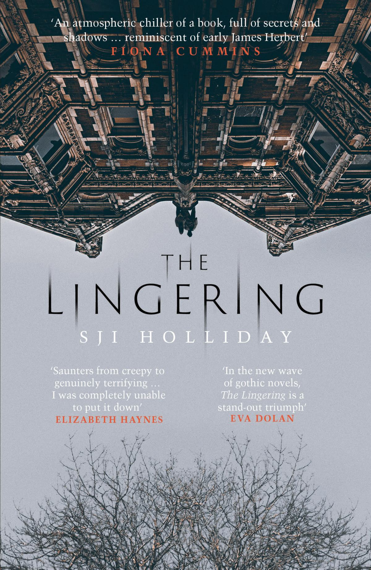 Blog Tour~ The Lingering by S. J. I. Holliday Ellen's Review