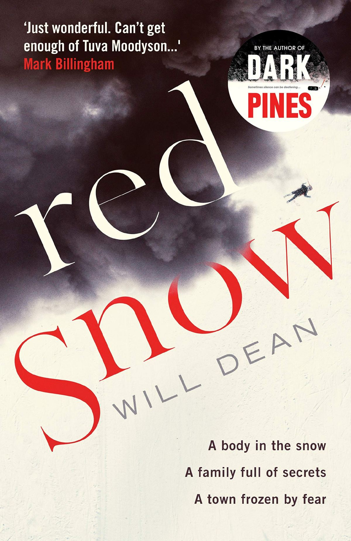 Blog Tour~Red Snow by Will Dean~Ellen's Review