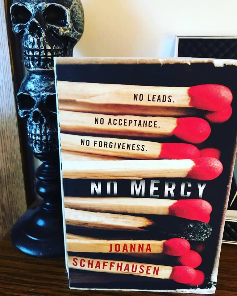 No Mercy by JoannaSchaffhausen