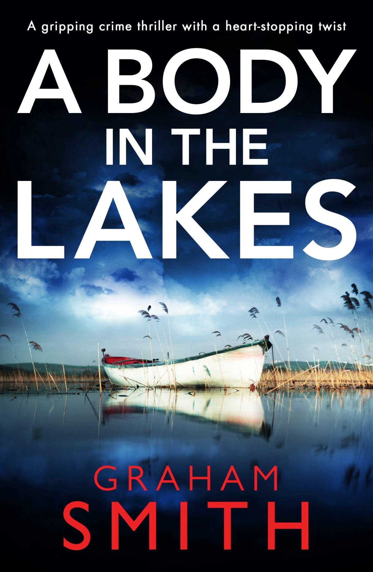 Blog Tour~A Body in the Lakes by Graham Smith ~Ellen's Review