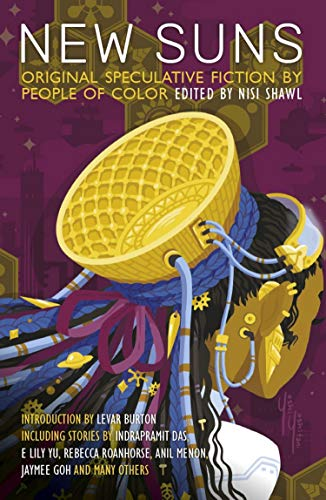 Blog Tour~New Suns: Original Speculative Fiction by People of Color edited by Nisi Shawl