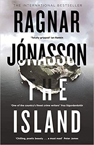 Blog Tour- The Island (Hulda #2) by Ragnar Jónasson