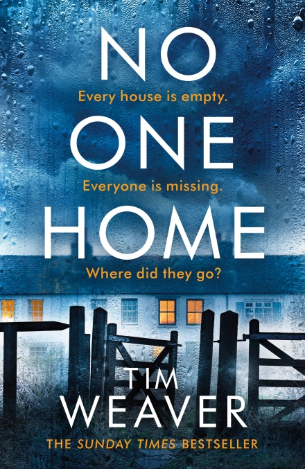 First Monday Crime June Spotlight ~ No One Home by Tim Weaver