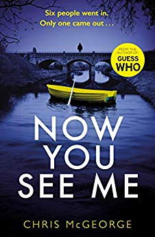Blog Tour: Now You See Me by Chris McGeorge ~ Ellen's Review