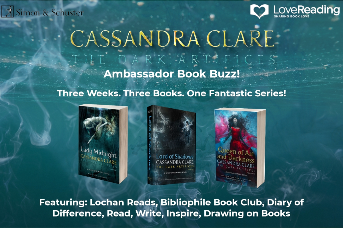 LoveReading Book Buzz: Queen of Air and Darkness by Cassandra Clare