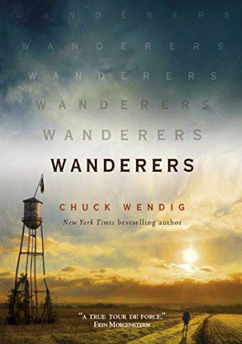 Blog Tour: Wanderers by Chuck Wendig Ellen's Review