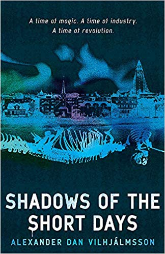 Blog Tour:  Shadows of the Short Days by Alexander Dan Vilhjálmsson