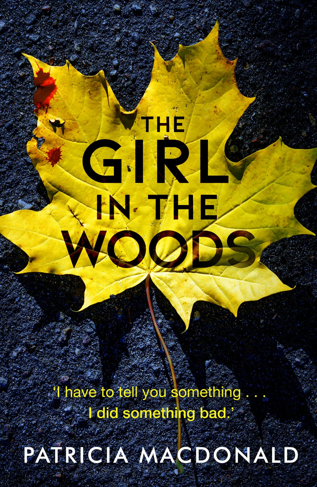 Blog Tour: The Girl in the Woods by Patricia MacDonald~Ellen's Review