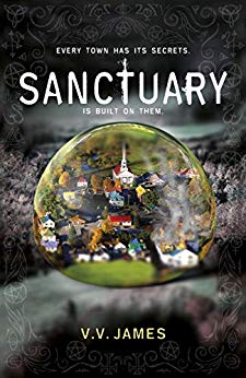 Blog Tour:  Sanctuary by V. V.James