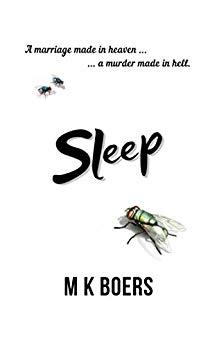 Blog Tour: Sleep by M KBoers