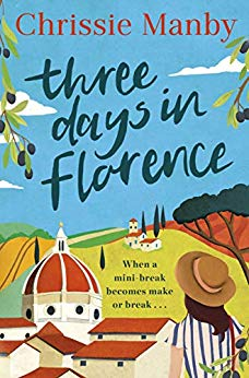Blog tour: Three Days in Florence by Chrissie Manby Ellen's Review