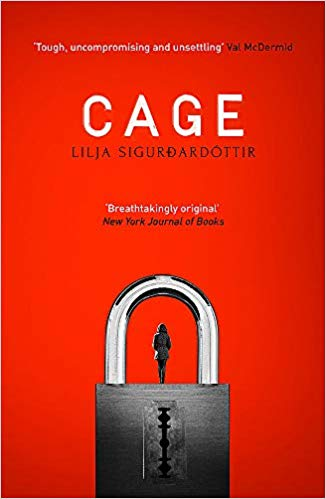 Blog Tour: Cage by Lilja Sigurdardottir Ellen's Review