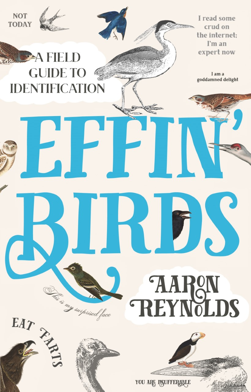 Blog Tour: Effin' Birds by Aaron Reynolds Ellen's Review