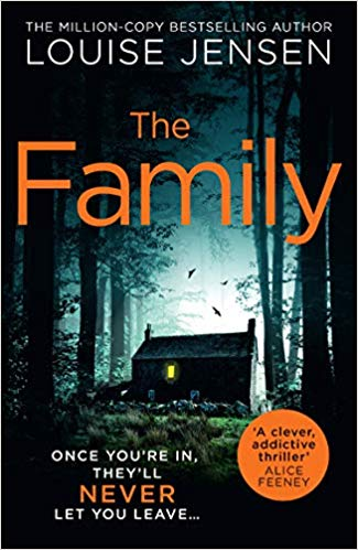 Blog Tour: The Family by Louise Jensen Ellen's Review